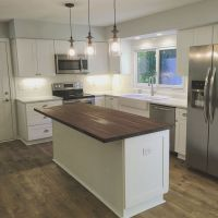 Best 25+ Butcher block island ideas on Pinterest | Butcher ...