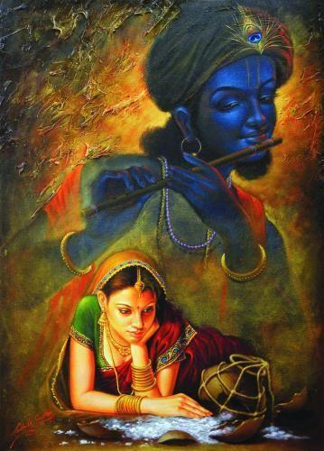 Dharmendra 3d Name Wallpaper 17 B 228 Sta Bilder Om Radha Krishna P 229 Pinterest Romantiskt