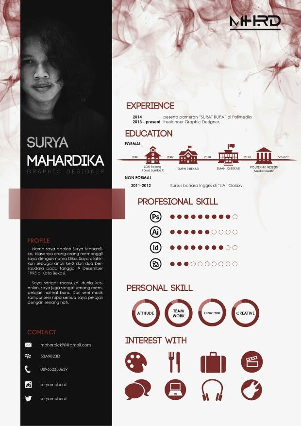 23 Free Creative Resume Templates With Cover Letter Best 25 Cv Design Ideas On Pinterest