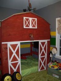 25+ best ideas about Boys Farm Bedroom on Pinterest ...