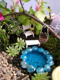 17 Best images about Fairy Gardens on Pinterest | Gardens ...