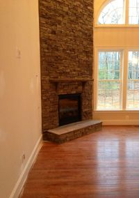 17 Best images about corner fireplace on Pinterest ...