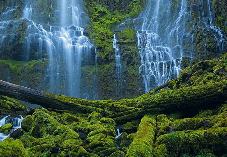 Free Fall Wallpaper For Cell Phones Peter Lik Waterfall In Bend Oregon Just Stunning