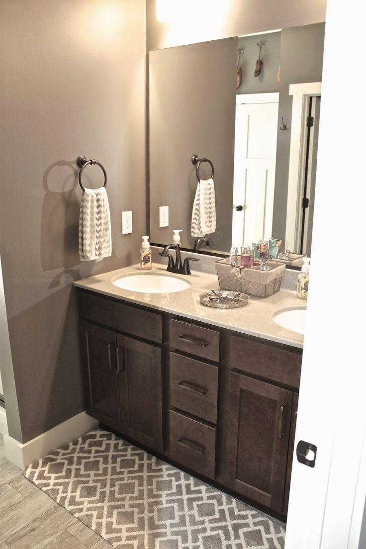 Best 25 bathroom colors ideas on pinterest bathroom wall colors bathroom paint design and guest bathroom colors