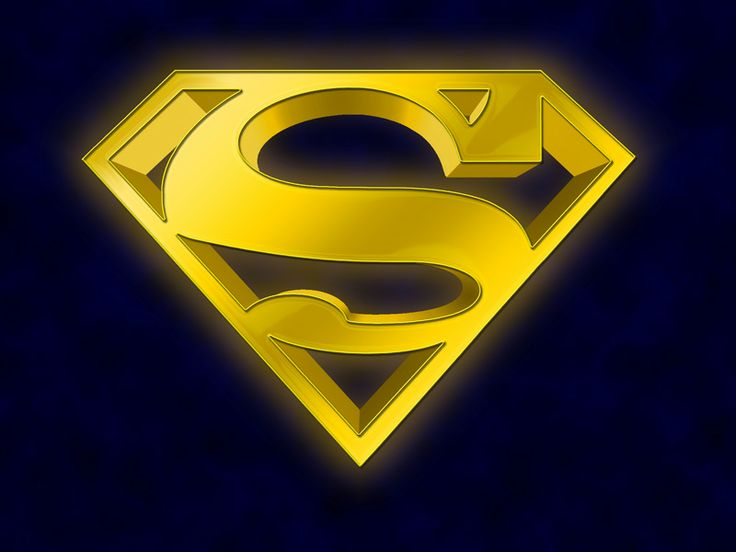 Jesus Christ 3d Wallpaper Superman Man Of Steel Emblems Yellow Superman Ideas