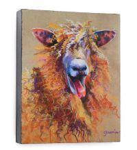 Party Sheep Wall Art | Animal Prints | Wall Art | Pinterest