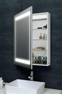 25+ best ideas about Bathroom Mirror Cabinet on Pinterest ...