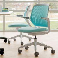 Aqua Cobi Desk Chair #aqua #workhappy | aqua | Pinterest ...