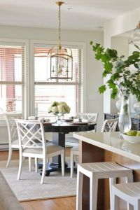 Light fixture over kitchen table. Country vibe. Call TPRO ...