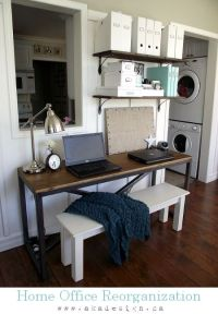 Best 20+ Small home offices ideas on Pinterest