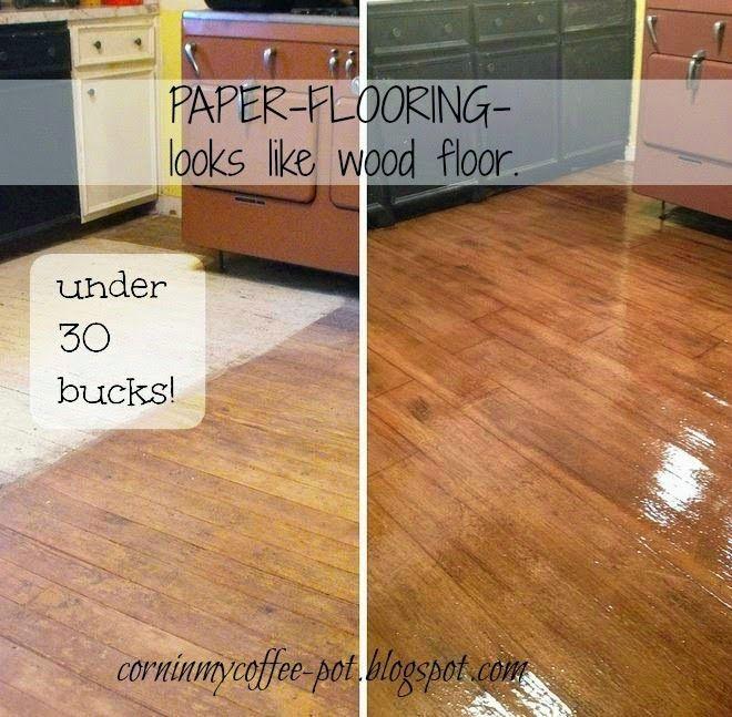 25 Best Ideas About Paper Flooring On Pinterest Brown