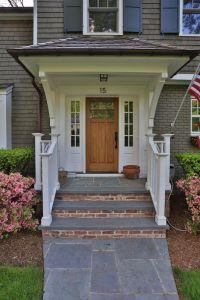 Best 25+ Front Porch Steps ideas on Pinterest   Porch ...