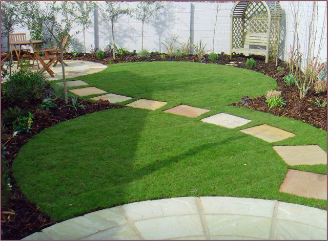 1000+ Ideas About Lawn On Pinterest | Backyard Garden Design