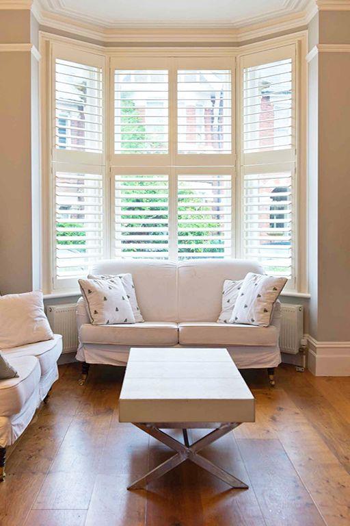 25+ best ideas about Bay window blinds on Pinterest