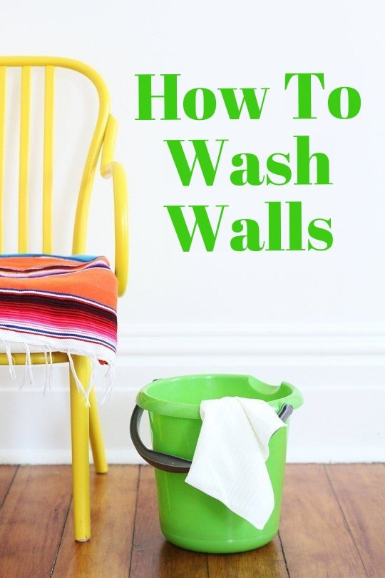 1000+ Ideas About Cleaning Walls On Pinterest | Wash Walls