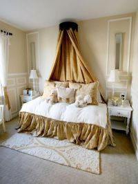 Crown Canopy Daybed >> http://www.hgtv.com/designers ...