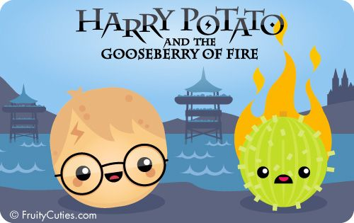 Voldemort Iphone Wallpaper Harry Potato And Gooseberry Of Fire In A Kawaii Style