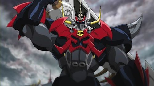 Wallpaper Skull 3d Mazinkaiser Skl Fanservice Google Search Gundam