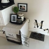 17+ best ideas about Dog Crate Cover on Pinterest | Dog ...