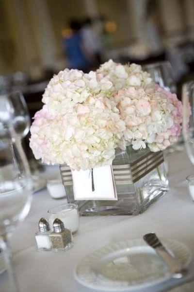 Top 25+ best Pink hydrangea centerpieces ideas on ...