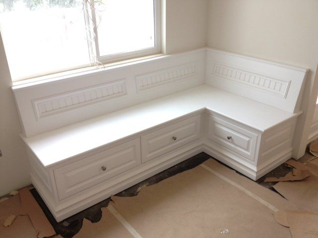 Banquette Seating Diy Interesting Kitchen Banquette