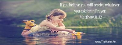 Facebook Cover Image - Confidence. If you Believe,You will Receive Whatever you ask for in ...