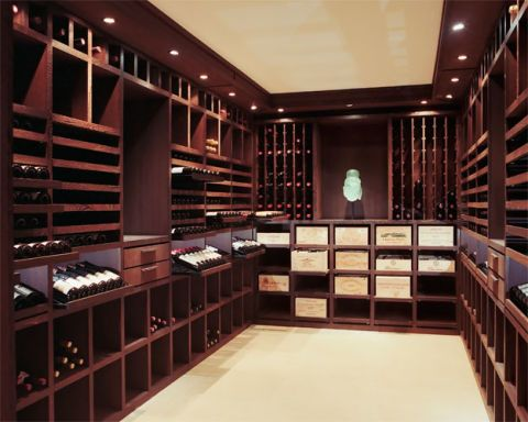 Beautiful Wine Cellars Beautiful Bottle And Artworks