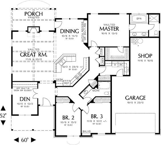 1000+ Ideas About Home Plans On Pinterest | Home Floor Plans