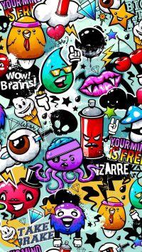 17 best ideas about Graffiti Wallpaper on Pinterest ...