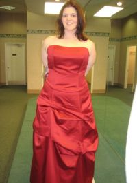 17 Best images about Top 300 Red bridesmaid dresses on ...