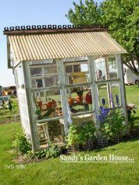 Best 25+ Old window greenhouse ideas on Pinterest | Window ...