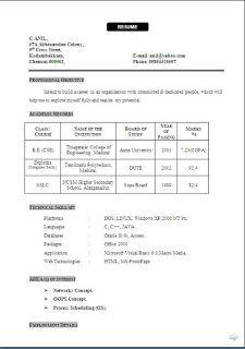 architectural draftsperson resume sample