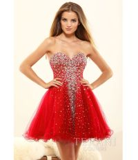 25+ best ideas about Short red prom dresses on Pinterest ...