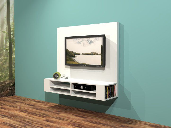 Diy Furniture Plans Of Floating Tv Cabinets Dutch Design By Neo Eko Werktekening - Design Tv Meubel Met Led Verlichting