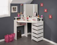 17 Best ideas about Corner Dressing Table on Pinterest