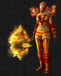 Red and yellow plate set | Ecinsgirl's WOW Transmogs ...