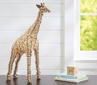 Beaded Giraffe Lamp | Pottery Barn Kids | Sweet Boy Rooms ...
