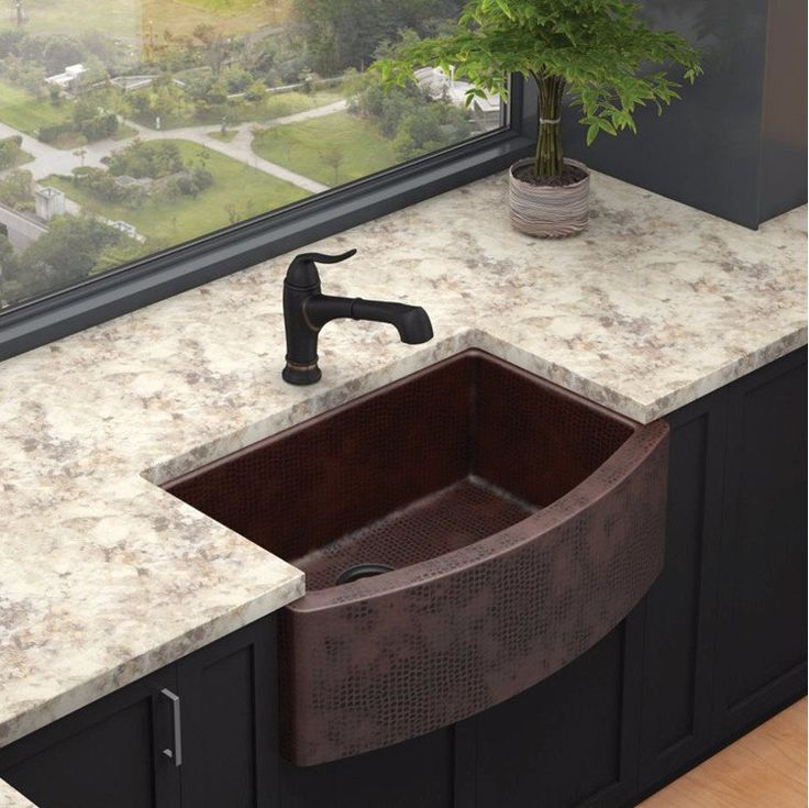 159 Best Images About Copper Farmhouse Sinks On Pinterest