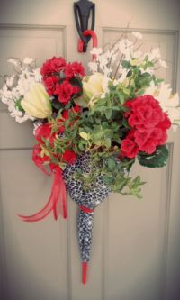 1000+ ideas about Umbrella Wreath on Pinterest   Umbrella ...