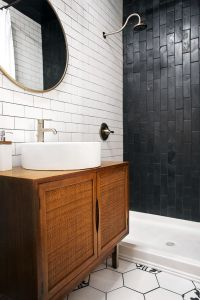Best 10+ Black tile bathrooms ideas on Pinterest | White ...