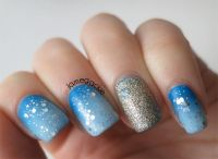 15 Ocean Nail Arts | Nail art, Nail design and Ocean