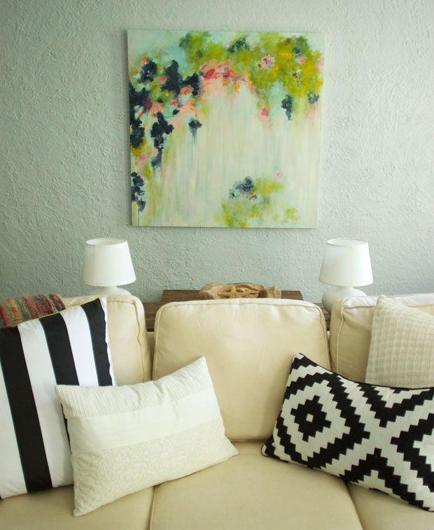 Painting Above Sofa 25+ Best Ideas About Art Over Couch On Pinterest | Over