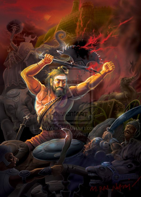 Smite Animated Wallpaper Veerabhadra Google Search Shiva Pinterest Search