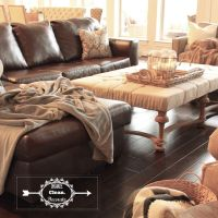 25+ best ideas about Brown sectional on Pinterest ...
