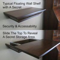 25+ best ideas about Hidden Storage on Pinterest | Tv wall ...