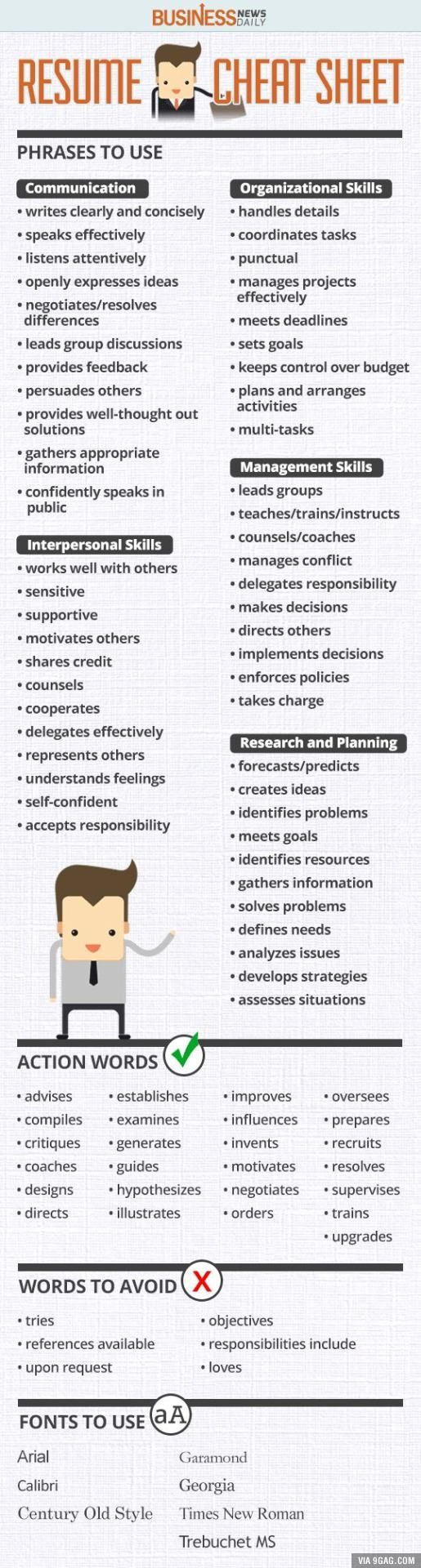 resume meaning usage