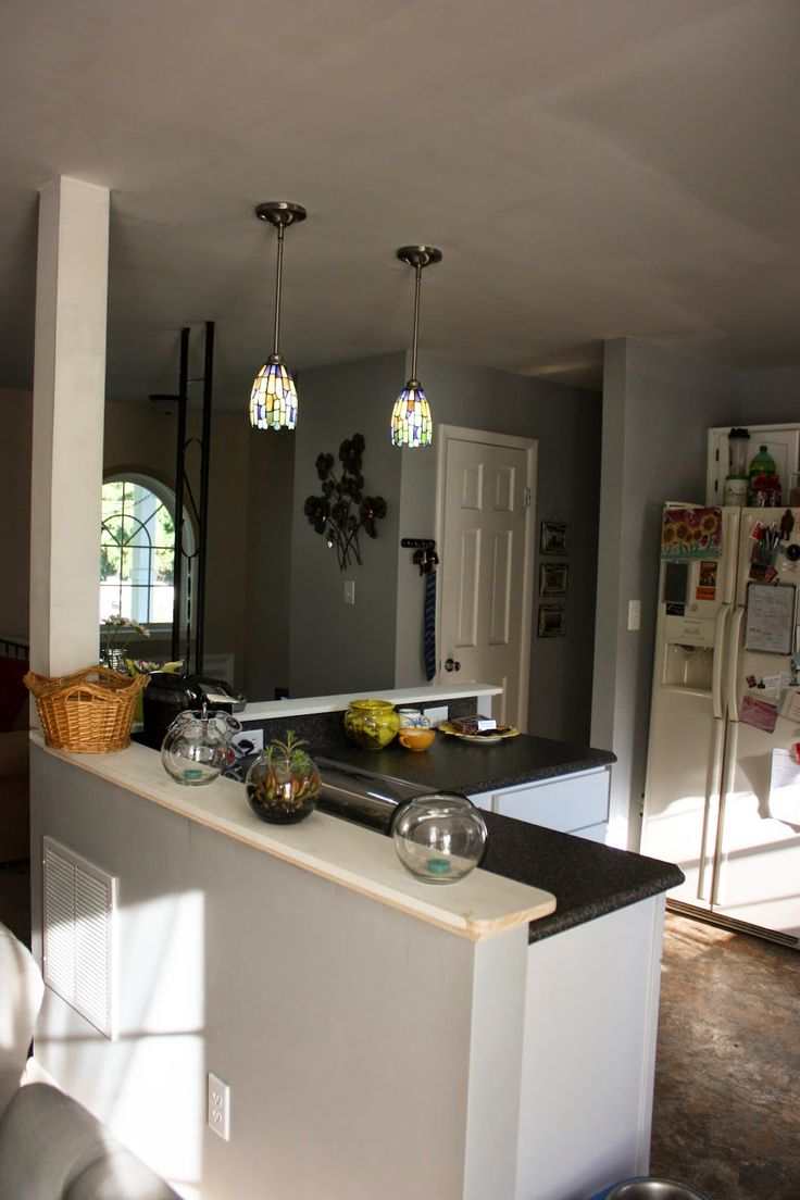 kitchen split level kitchen remodel best images about Kitchen on Pinterest Oak cabinets Raised ranch remodel and Countertops