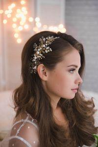 Best 25+ Wedding hair combs ideas on Pinterest | Wedding ...
