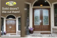 17 Best images about Front doors with glass on Pinterest