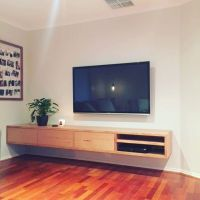 Best 25+ Floating tv unit ideas on Pinterest